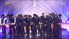 Not Today (2017 KBS Gayo Daejun) - BTS