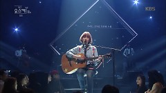 We Lay Down Like A Line (161126 Yoo Hee Yeol's Sketchbook) - Shin Soo Jin