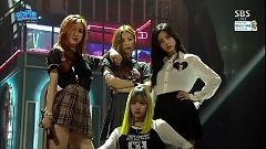 Boombayah (0814 SBS Inkigayo) - Black Pink