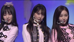 Just A Feeling (2017 KBS Gayo Daejun) - GFRIEND