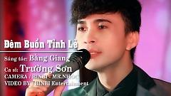 Đêm Buồn Tình Lẻ (Live Show) - Trường Sơn