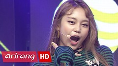 Boom Boom Clap (161104 Simply K-pop) - High Teen