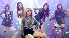 Taxi (161204 Inkigayo) - Sunny Girls