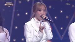 Um Oh Ah Yeh (2017 KBS Gayo Daejun) - Mamamoo