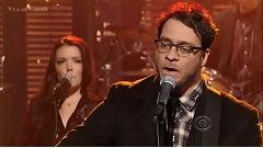 Chill In The Air (Live On David Letterman) - Amos Lee