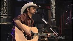 Anything Like Me (Live On Letterman) - Brad