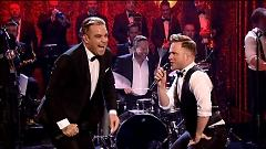 I Wan'na Be Like You (The Graham Norton Show) - Robbie Williams , Olly Murs