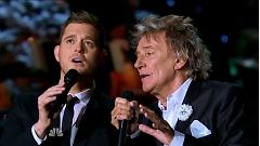 Winter Wonderland (Home For The Holiday 2012) - Michael Bublé , Rod Stewart