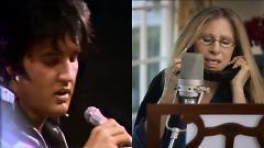 Love Me Tender - Barbra Streisand , Elvis Presley