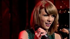 Welcome To New York (Live At David Letterman) - Taylor Swift