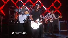 In The Clear (Live At The Ellen Show) - Foo Fighters
