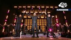 Never Forget (Live At Jingle Bell Ball) - Take That