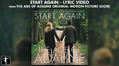 Start Again (Lyric Video) - Rob Simonsen , Elena Tonra