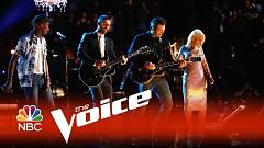 The Thrill Is Gone (The Voice 2015) - Blake Shelton , Adam Levine , Pharrell Williams , Christina Aguilera