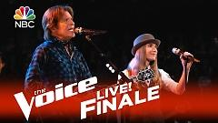 Born On The Bayou/Bad Moon Rising (The Voice 2015:Live Finale) - Sawyer Fredericks , John Fogerty