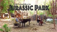 Jurassic World Theme - The Piano Guys