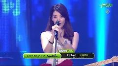 Fly High (150712 Inkigayo) - Sweet Revenge