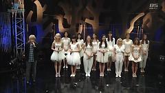 Mr.Snowman (Sky PerfecTV Music Festival 150225) - E-Girls