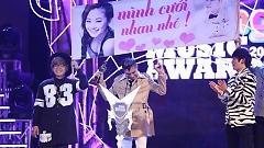 Lương Bích Hữu Được Bạn Trai Khánh Đơn Cầu Hôn Trên Sân Khấu Zing Music Awards 2014 - Khánh Đơn , Lương Bích Hữu