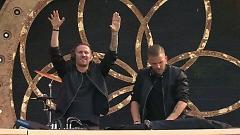 Tomorrowland Belgium 2016 - Galantis