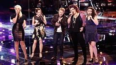 I'll Take You There (The Voice 2015) - Brooke Adee , Corey Kent White , Hannah Kirby , Meghan Linsey , Sarah Potenza