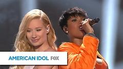 Trouble (Live At American Idol 2015) - Iggy Azalea , Jennifer Hudson