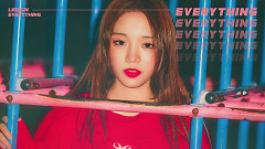 Everything (Lyric Video) - LEESUN