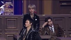 Touch It (2017 KBS Gayo Daejun) - EXO