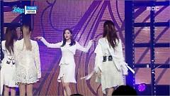 Tiamo (161126 Music Core) - T-ARA