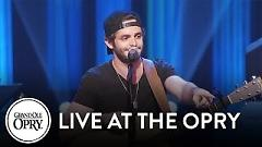 Make Me Wanna (Live At The Grand Ole Opry) - Thomas Rhett