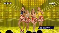 Boom Boom Clap (161101 The Show) - High Teen