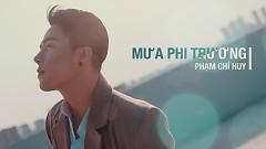 Mưa Phi Trường (Lyric Video) - Phạm Chí Huy