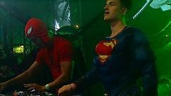Tomorrowland Brasil 2015 (Live Super Heroes) - Laidback Luke , Sunnery James & Ryan Marciano , Dannic