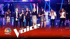 Hey Brother/ Wake Me Up (The Voice 2015) - Joshua Davis , Koryn Hawthorne , Sawyer Fredericks , Hannah Kirby , Corey Kent White , Kimberly Nichole , India Carney , Meghan Linsey