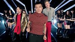 Fire - J.Y. Park , Conan O'Brien , Steven Yeun , Park Ji Min