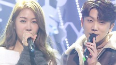 Love Is One More Than Farewell (161211 Special Stage Inkigayo) - Soyou, Jung Gi Go