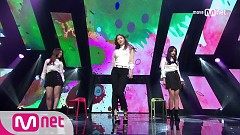 13 Months 32 Days (170112 Debut Stage) - L.U.B (DIA)