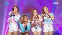 Boom Boom Clap (161203 Music Core) - High Teen