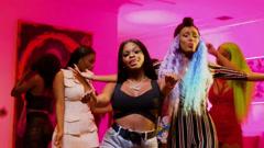 Young & Wild - Baby Soulja, City Girls, Keymah Renee