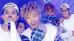 Hit Me (0911 SBS Inkigayo) - MOBB