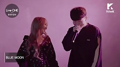 Blue Moon (Exclusive Live) - Hyorin, Changmo