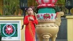 Nghe Tiếng Chuông Chùa - Bé Ngọc Ngân