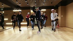 Rainy Day (Double Speed Dance Practice) - Topp Dogg