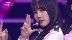 FINGERTIP (2017 KBS Gayo Daejun) - GFRIEND
