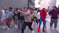 Black SpiderMan (Live Jimmy Kimmel) - Logic, Damian Lemar Hudson