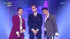 Make It Rain (161111 Music Bank) - BASTARZ