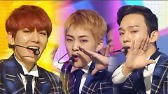 Hey Mama! (161120 Inkigayo) - EXO-CBX