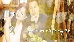 Đi Về Phía Thinh Lặng (Lyric Video) - Quang Dũng , Thanh Thảo