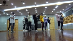 The Boys + Lupin (Dance Practice) - THE BOYZ