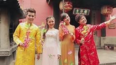 Liên Khúc Mừng Xuân Mới - Thanh Ngọc,Đông Quân,Cường DC,Trương Bảo Như